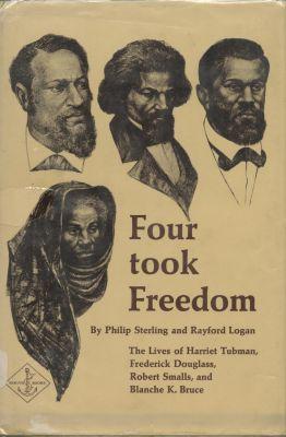 White Four Took Freedom book