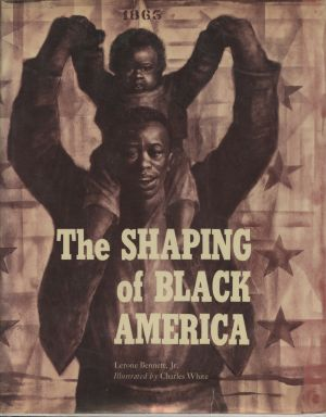 White the shaping of black america book