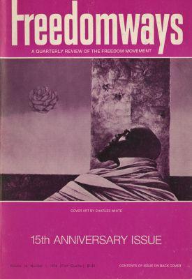 White Freedomways 15th anniversary issue