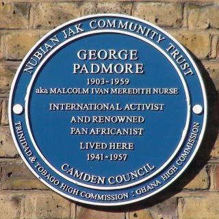 Padmore plaque