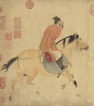 Chinese horse 3