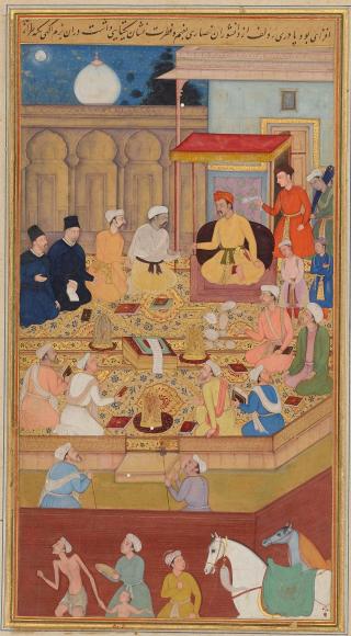 Ibādat Khāna (House of Worship)