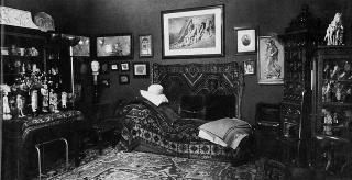 Freuds-Office-by-Edmund-Engelman-in-1938-5