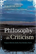 Dilman philosophy as criticism