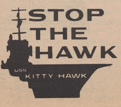 USS Kitty Hawk 4