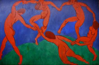Matisse the dance